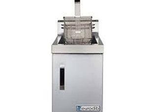 Eurodib Cf15L, Fryer, Propane Gas, Countertop, Single Well