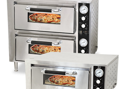 Countertop Pizza Ovens - Double