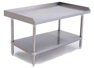 "Prepline PES-3048 48"" Stainless Steel Equipment Stand"