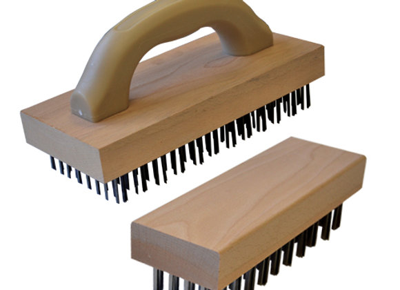 Block Brush, with handle