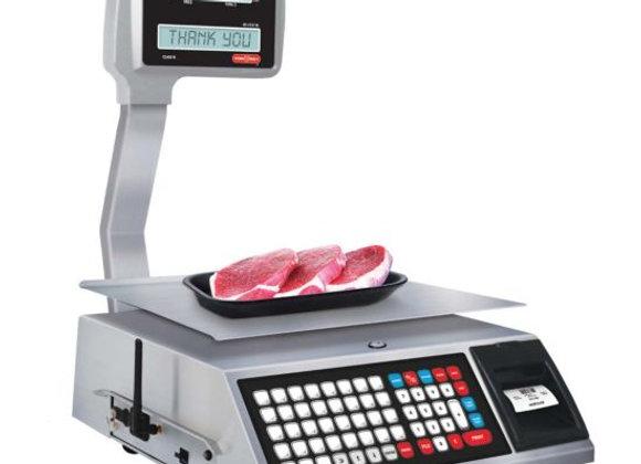 Tor Rey W-LABEL40L 40 lb. Price Computing Scale, Thermal Label Printer, Wifi.