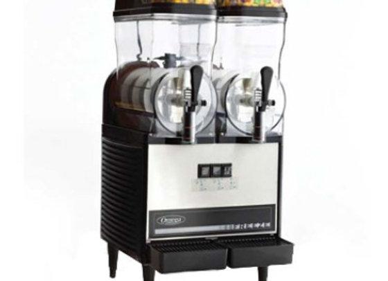 Granita Slush Machine w/ (2) 3-Gallon Bowls