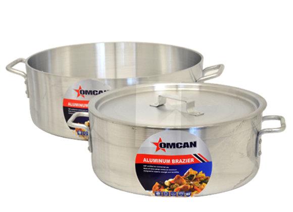Aluminum Brazier Pan