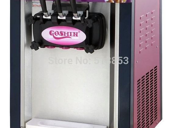 countertop top  ice cream machine