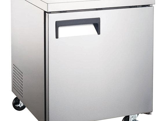 """27"""" Undercounter Work Top Freezer - 6.3 Cu. Ft."""