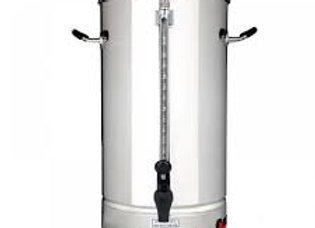 Prepline Stainless Steel Coffee Urn Percolator, 63 Cups