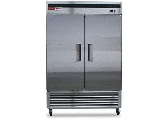 TwoDoor Reach in Freezer