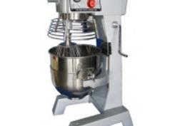Commercial 30 Qt. Mixer with Guard 110v