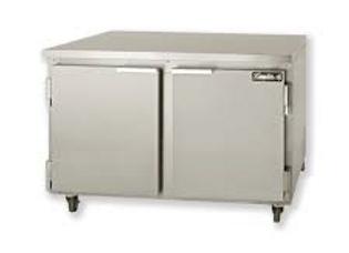 "48"" Undercounter Worktop Refrigerator, Low Boy"
