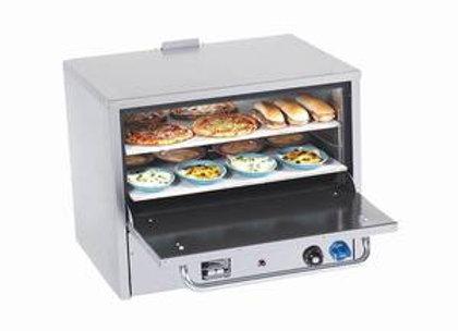 Comstock-Castle Pizza Oven gas