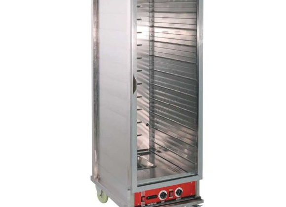 Full Size Heated Warming Holding Cabinet with Clear Door - 120V