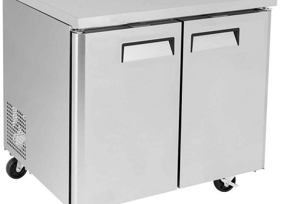 "36"" Undercounter Work Top Freezer"