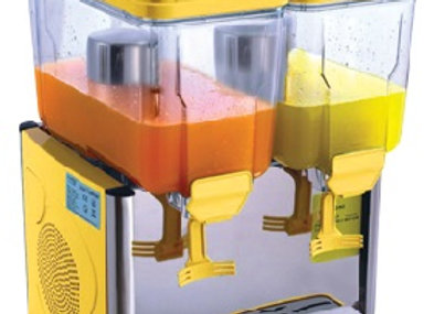 JUICE DISPENSERS Double Electric Juice Dispensers