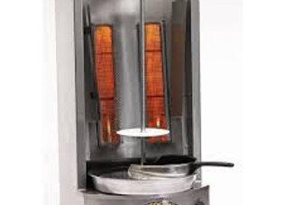 AutoGyros Vertical Gyros Shawarma Broiler, 65lb Gas