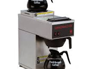 Grindmaster  Portable Pourover Coffee Brewer w/ (1) Lower & (1) Upper