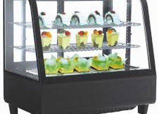 "27"" Refrigerated Countertop Display Case"