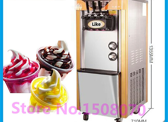 hard ice cream maker machine