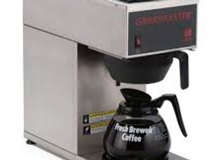 Grindmaster  Portable Coffee Brewer w/ (1) Lower Warmer, Pour Over, 12