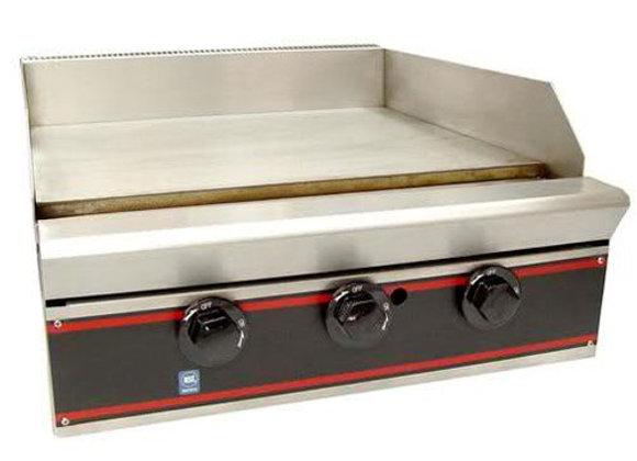 """12"""" Gas Flat Top Griddle - 1 Burner - 20,000 BTUs"""