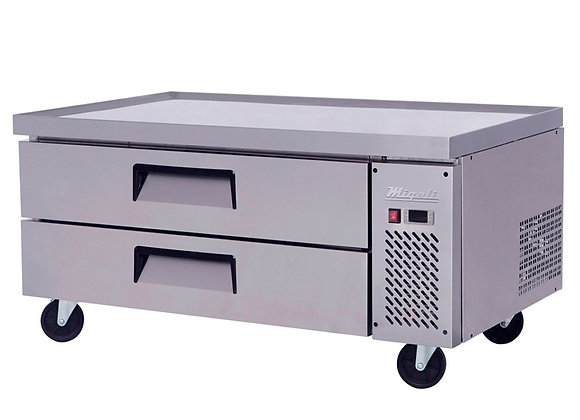 "Migali 48"" Chef Base Refrigerated Equipment Stand"