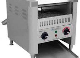 Eurodib 2,000 Watt Commercial Conveyor Toaster, 600 Slices/Hr