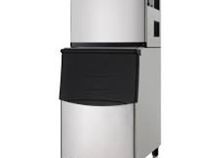 "Coldline  30"" 500 lb. Ice Machine, Air Cooled, Half Cube, Modular with Bi"