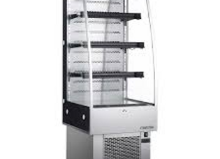 "24"" Refrigerated Open Air Merchandiser Grab & Go Display Case"