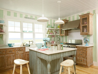 Countertops are TOP in Kitchen Renovations!
