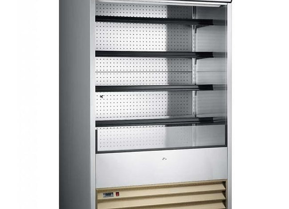 "Marchia 48"" Refrigerated Open Display Case, Grab and Go"