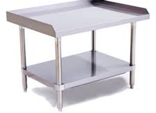 "Prepline PES-3036 36"" Stainless Steel Equipment Stand"