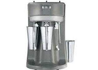 Triple Commercial Spindle Mixer