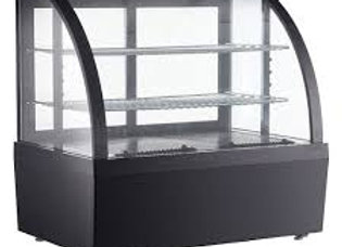 "28"" Dry Non-Refrigerated Countertop Display Case"