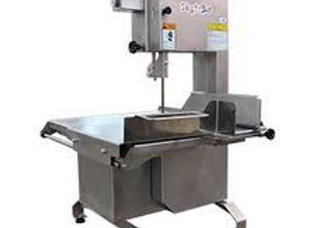 "Skyfood MSKLE Table Top Meat And Bone Saw 74"" Blade S/S 1/2 HP - All In Stainles"
