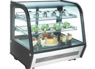 "28"" Refrigerated Countertop Display Case"