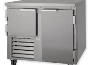 "36"" Undercounter Worktop Refrigerator, Low Boy"