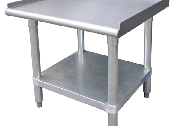 "48"" X 30"" STAINLESS STEEL EQUIPMENT STAND"