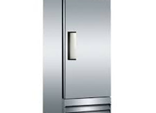 "Coldline29"" Single Solid Door Reach-In Refrigerator"