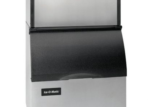 "Ice-O-Matic ICE0400HA-B40PS 505 LB 30"" Wide Air-Cooled Half Cube Ice Machine w/"