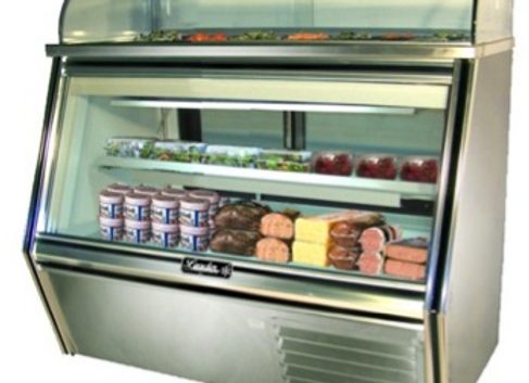 7/11 Deli Display Case - 48""