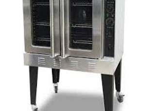"38"" Gas single deck Convection Oven"