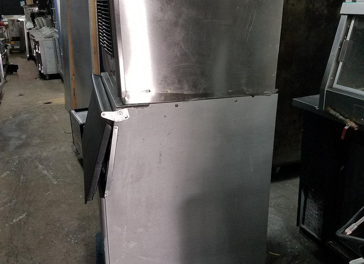 Used Ice Machine >> 500 Lb Ice Machine Used