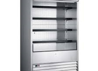 "48"" Refrigerated Open Air Merchandiser Display, Grab and Go"