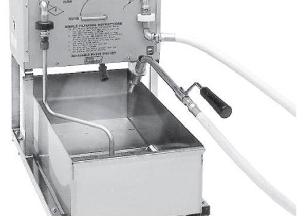 Pitco RP18 75 lb. Portable Fryer Oil Filter