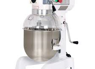 20 Quart Commercial Planetary Stand Mixer with Guard