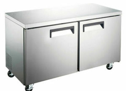 "48"" Undercounter Work Top Freezer - 12 Cu. Ft."