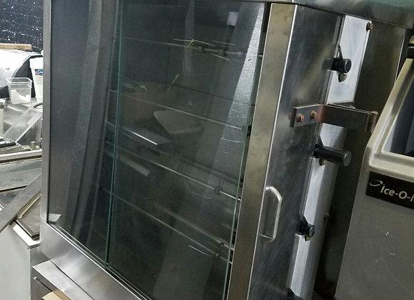 gas rotisserie chicken machine