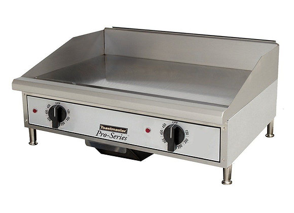 """Toastmaster  24"""" Commercial Electric  Griddle"""