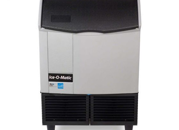 Ice-O-Matic ICEU220HA Undercounter Half Cube Ice Maker - 238-lbs/day, Air Cooled