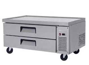"Migali 60"" Chef Base Refrigerated Equipment Stand"