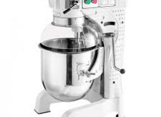 30 Quart Commercial Planetary Stand Mixer with Guard